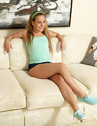 SHORT SHORTS Lengthy LIPS with Lilly Ford - ALS Scan
