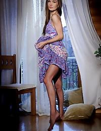 British nude in erotic CHIALA gallery - MetArt.com
