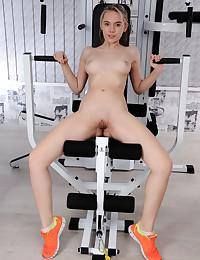 Eva Jude nude in erotic GET Corporal gallery - MetArt.com