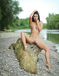 Jasmine Jazz nude in softcore NATURE Enjoy gallery