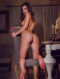 Lika Dolce bare in erotic PRESENTING LIKA DOLCE gallery - MetArt.com
