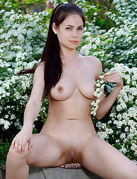 Martina Mink naked in erotic HEAVENLY gallery - MetArt.com