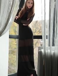 Valery Leche nude in erotic WINDOW Glance gallery - MetArt.com