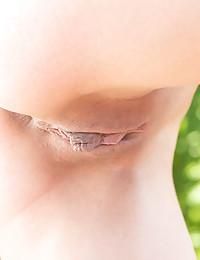 Mina nude in erotic NATURE'S SWEET gallery