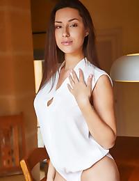 Angelina Socho nude in glamour BODYSUIT gallery - MetArt.com