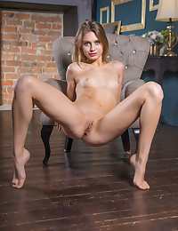 Clarice nude in softcore ASTUTE gallery - MetArt.com