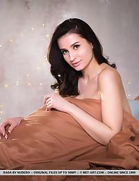 Rada nude in glamour SET THE MOOD gallery - MetArt.com
