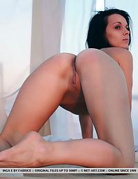 Inga E nude in erotic ADVENTURES gallery