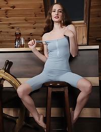 Erin Pink nude in erotic RETREAT WITH ME gallery - MetArt.com