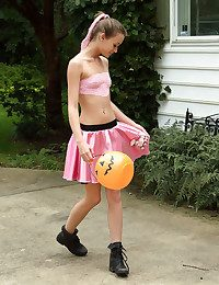 TRICK OR Treat with Kacy Lane, Janice Griffith - ALS Scan