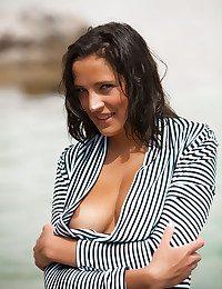 Erotic Ultra-cutie - Naturally Super-sexy Unexperienced Nudes