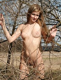 Glamour Hotty - Naturally Mind-blowing Fledgling Nudes
