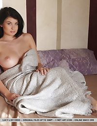Lucy Li naked in glamour TOFISA gallery - MetArt.com