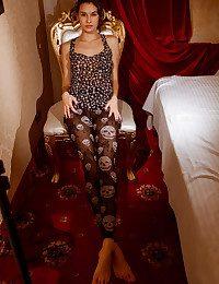 Cristin bare in erotic Presenting CRISTIN gallery - MetArt.com