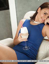 Sanita nude in erotic NYSTRA gallery - MetArt.com