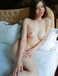 Kay J bare in glamour SANORA gallery - MetArt.com