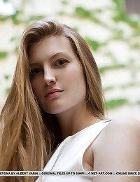 Bretona nude in erotic DRIOMA gallery - MetArt.com