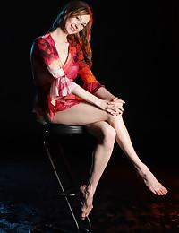 Annett A naked in erotic WELLIZ gallery - MetArt.com