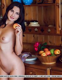 Jasmine Jazz naked in erotic Presenting JASMINE JAZZ gallery - MetArt.com