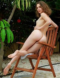 Clarice naked in glamour DELANE gallery - MetArt.com