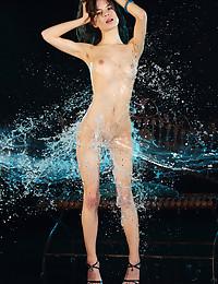 Debora A bare in glamour NEDIAM gallery - MetArt.com
