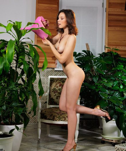 Anita's hottie and allure is in the mood for a fragrant flower in utter bloom, with her sof,t white-hot skin, ungraceful and pinkish tastey bits, and sensuous physique.