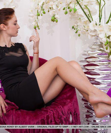 Leona Babe BY Albert Varin - LAVEA