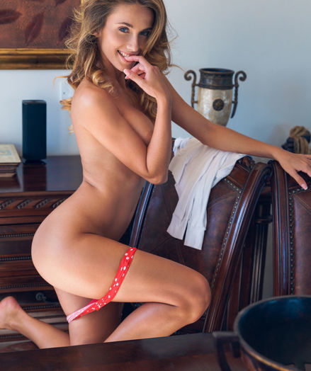Cara Mell naked in softcore KINODA gallery - MetArt.com