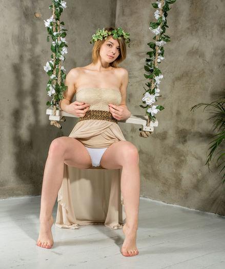 Yelena bare in erotic Introducing YELENA gallery - MetArt.com