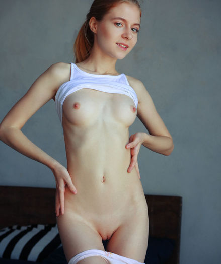 Shayla naked in softcore DELIN gallery - MetArt.com