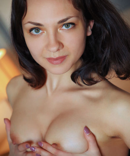 Lily Milky naked in softcore Introducing LILY Milky gallery - MetArt.com