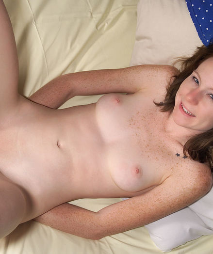 FIESTY AND FRECKLED with Krysta - ALS Scan