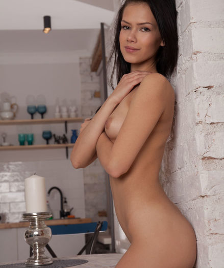 Laina nude in softcore TOLERTA gallery - MetArt.com