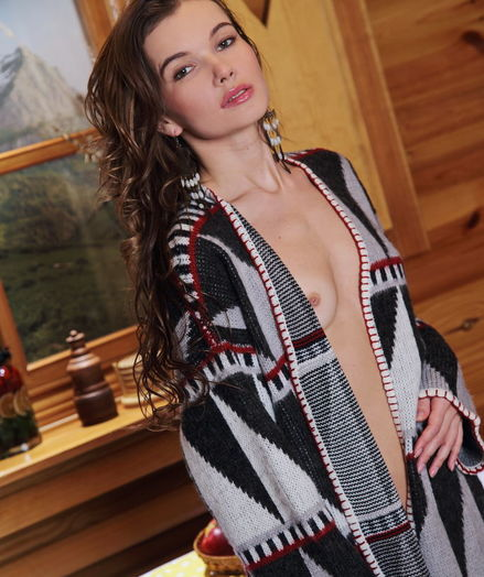 Brit nude in glamour HEVA gallery - MetArt.com