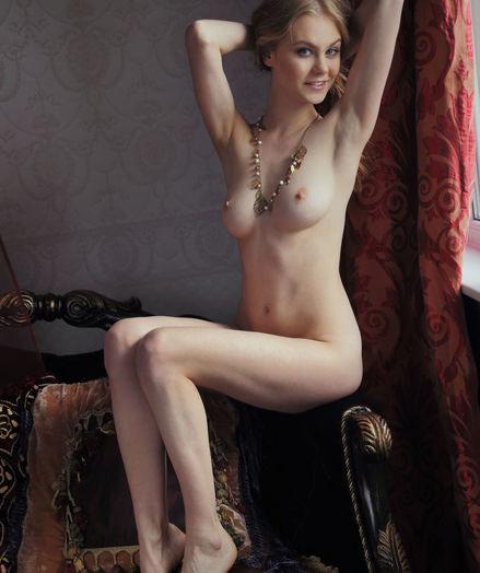 Nancy A naked in erotic ROMANTIC VIEW gallery - MetArt.com