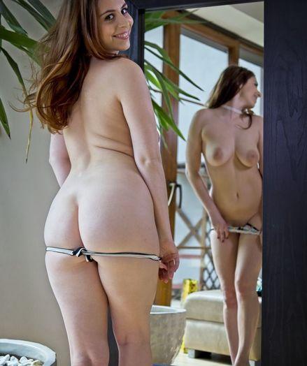 Antonia Sainz naked in erotic REFLECTIONS gallery