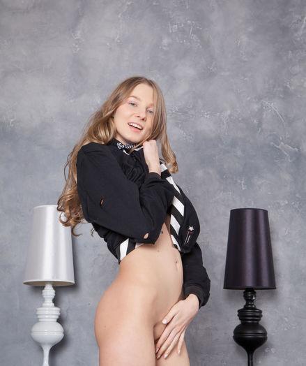 Nimfa naked in erotic CRYSTAL EYES gallery