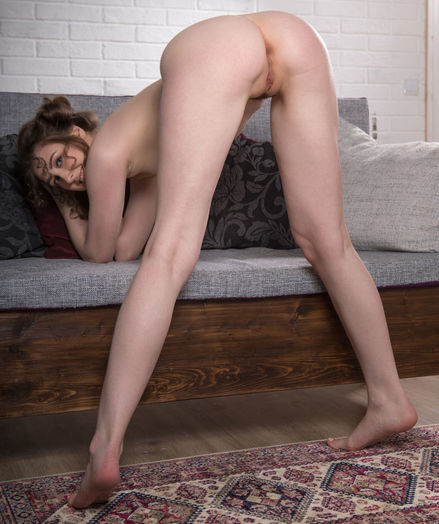 Ginger Glaze nude in erotic LUSCIOUS gallery