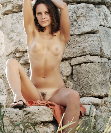 Erotic Hotty - Naturally Uber-sexy Unexperienced Nudes