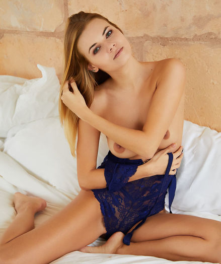 Nordica nude in erotic INTO MY EYES gallery