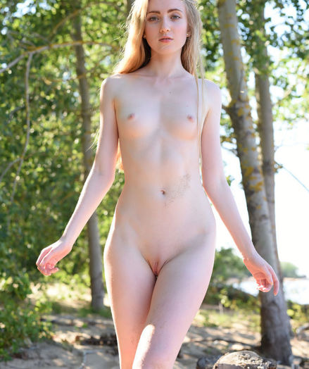 Lena Flora nude in softcore SUN AND SAND gallery