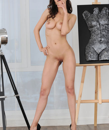 Suzanna A nude in glamour MY CRAFT gallery - MetArt.com