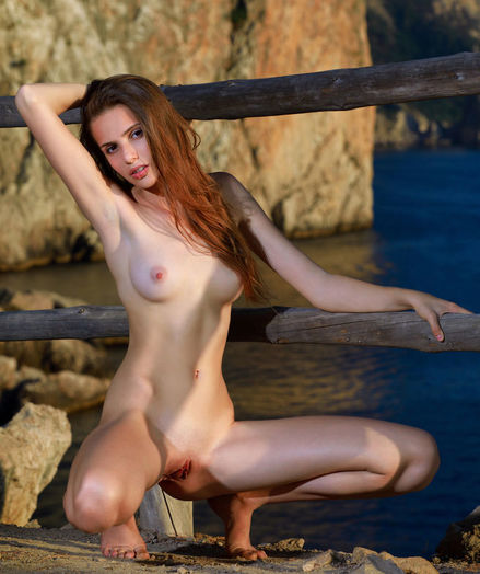 Elle Suntan nude in erotic BRIDGE TO SEXY gallery