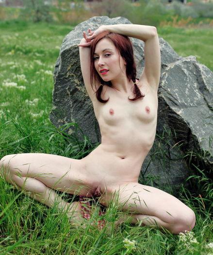 Night A nude in softcore SUN DRESS gallery - MetArt.com