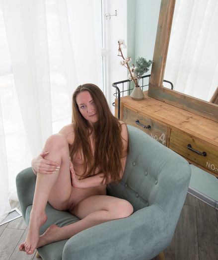 Erotic Beauty - Naturally Super-sexy Amateur Nudes