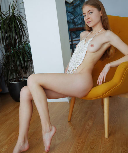 Shayla naked in erotic SUBTLY gallery