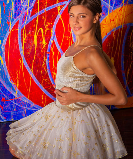 Melena A naked in glamour Ideal ART gallery