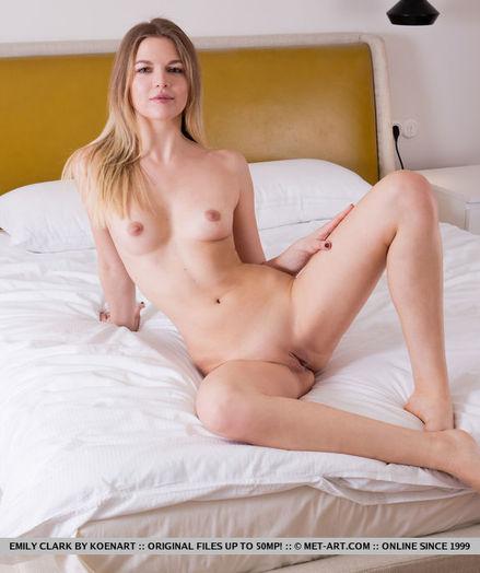 Emily Clark nude in erotic PRESENTING EMILY CLARK gallery