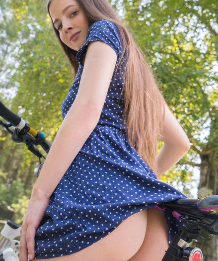 Haddie nude in erotic CYCLE gallery - MetArt.com