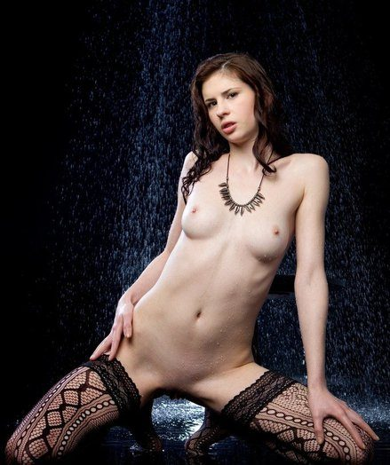Blue Belle - Absolutely Super-cute Untrained Nudes